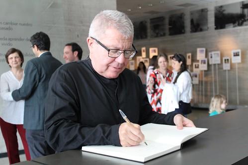 Visita Daniel Libeskind