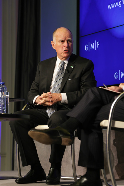 A Conversation with California Governor Jerry Brown