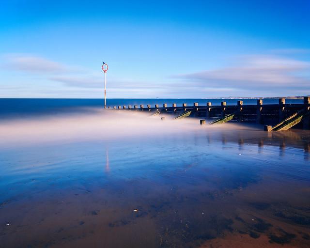 Edinburgh - Portobello Beach