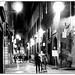 Night Walk - Florence by phrenzel