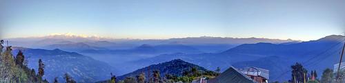 kanchenjunga rishyap rishop panaroma