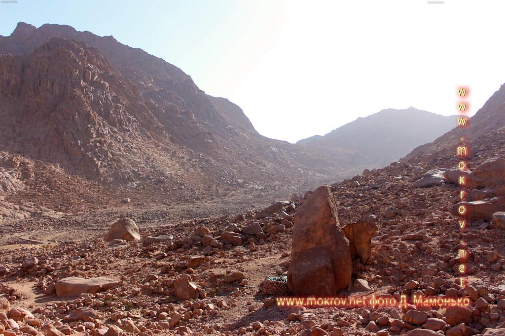 Синайские горы пейзажи