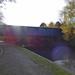 Walsall Canal - Wednesbury - Midland Metro bridge