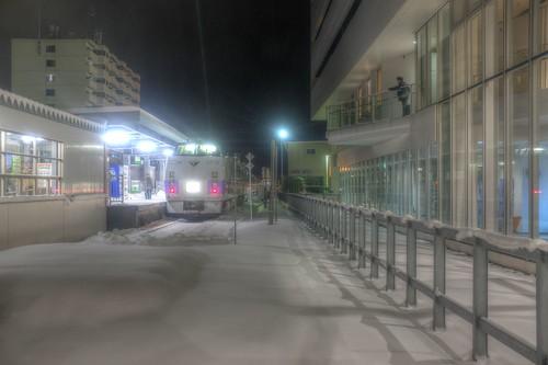 21-11-2017 Wakkanai Station (1)