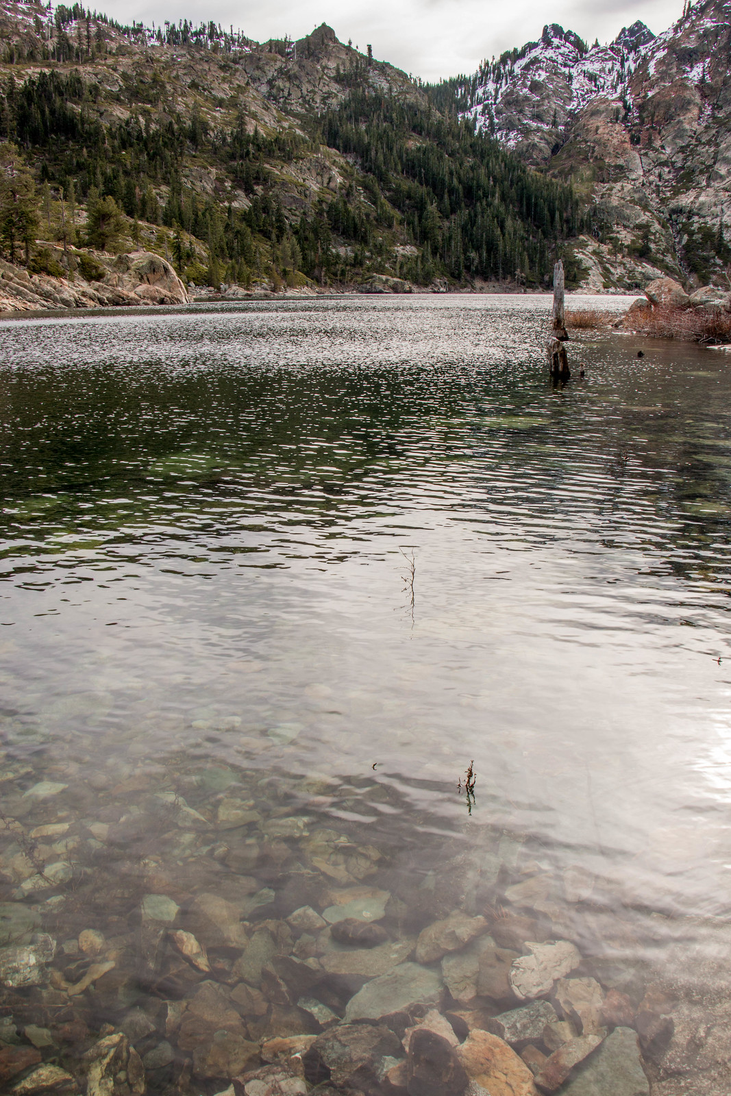 11.25. Upper Sardine Lake