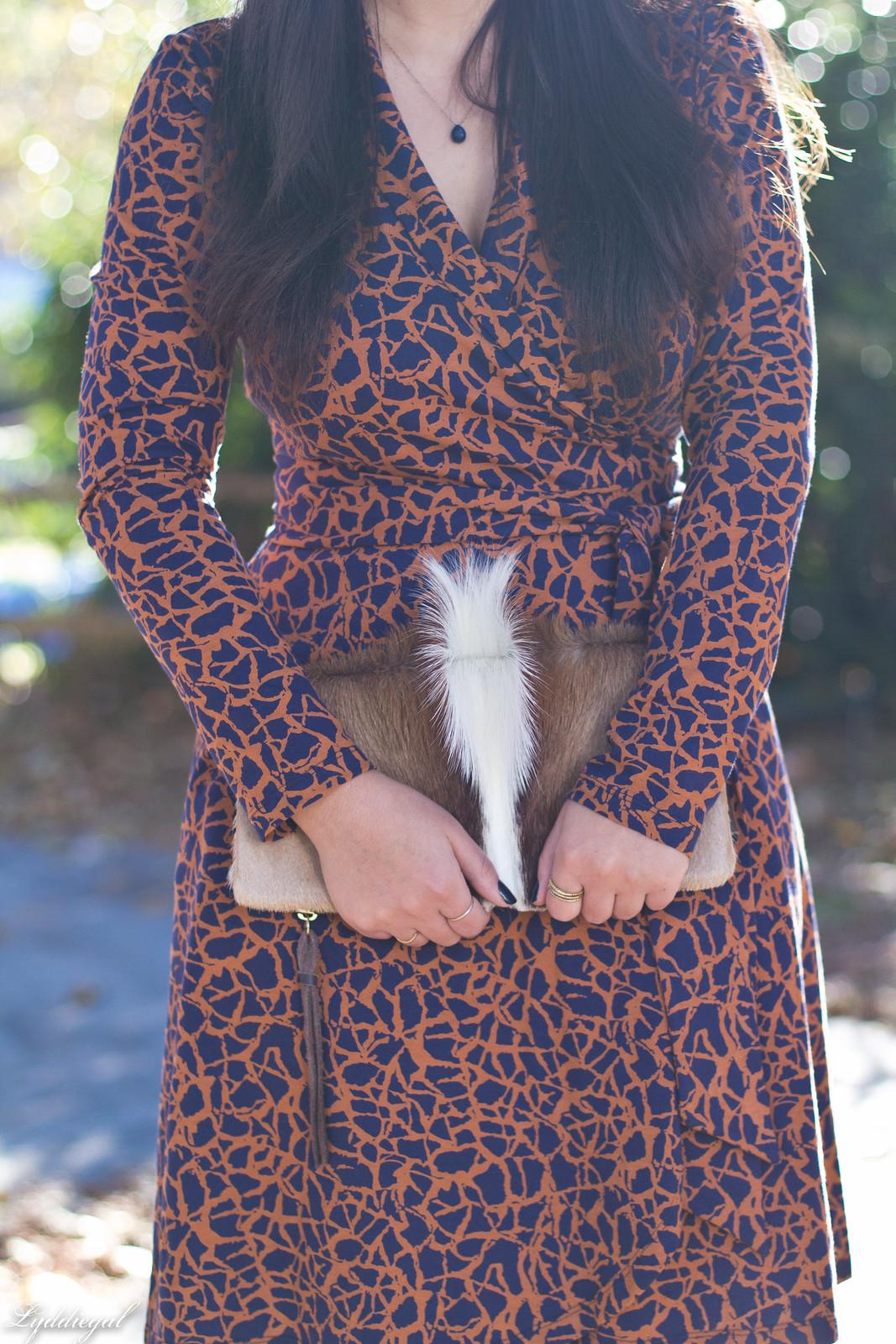printed wrap dress, springbok clutch, thanksgiving outfit-14.jpg