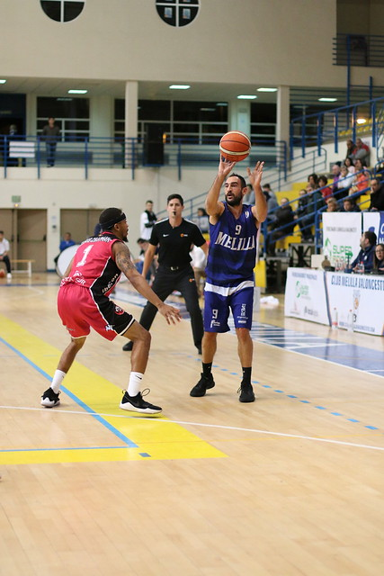 JORNADA 12 | Club Melilla Baloncesto - Carramimbre CBC Valladolid