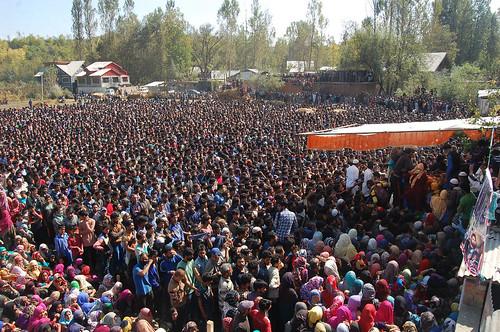 funeral Yawar Bashir