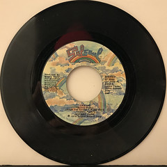 INSTANT FUNK:CRYING(RECORD SIDE-A)