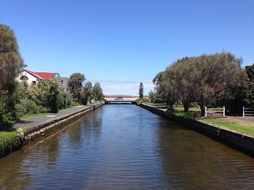 Elwood Canal, Elwood