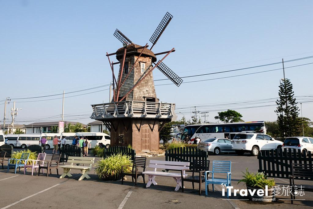 曼谷景点餐厅 巧克力村餐厅Chocolate Ville (3)