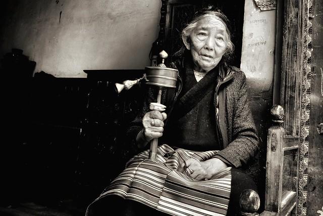 Tibet, the land of gods