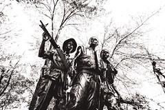 Three Servicemen