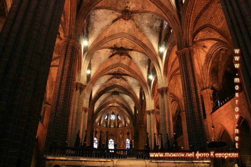 Барселона — Испания фото достопримечательностей