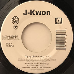 J-KWON:TIPSY(LABEL SIDE-A)