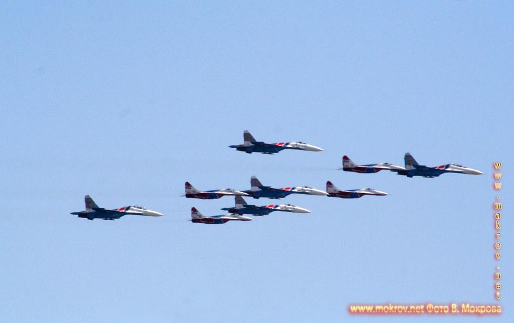 Военный парад 9 мая 2009г. Москва — Россия в этом альбоме фотоработы