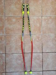Lyžařské hůlky LEKI World Cup GS 115cm - titulní fotka