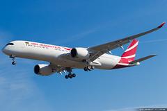 Air Mauritius Airbus A350-941 cn 157 F-WZFQ // 3B-NBQ