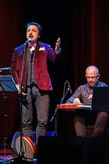 Le chanteur turque Ahmet Erdo?dular aux Nuits du Labyrinthe (Gen�ve, Suisse)