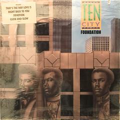 TEN CITY:FOUNDATION(JACKET A)