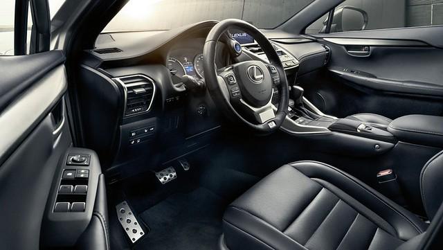 Lexus NX 300h 2
