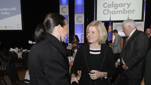 Calgary Chamber of Commerce Speech 2017