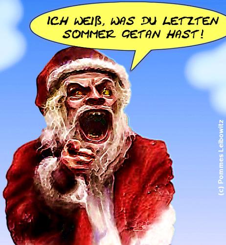 Weihnachtsmanns Rache