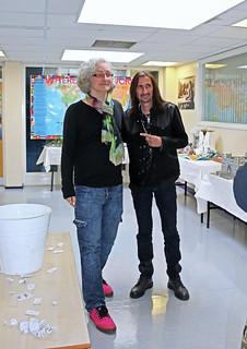 Steve and Davey