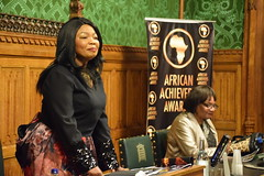 DSC_2913 African Achievers Awards at the House of Lords Westminster London Hosted by Diane Abbott MP Member of Parliament British Labour Party politician who was appointed Shadow Home Secretary
