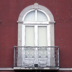 One window in Tavira, Portugal