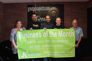 Business of the Month - Great Escape