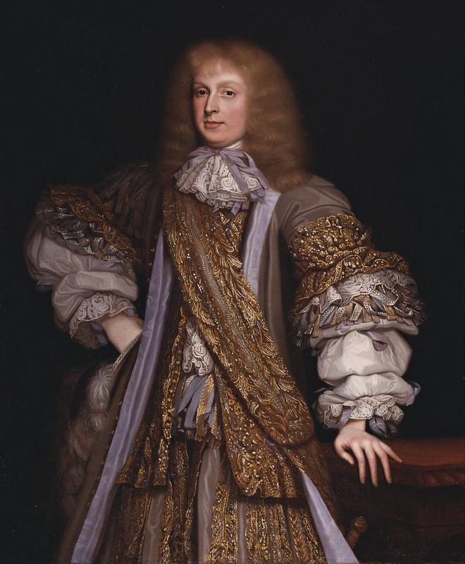 John Michael Wright - Sir John Corbet of Adderley (c.1676)