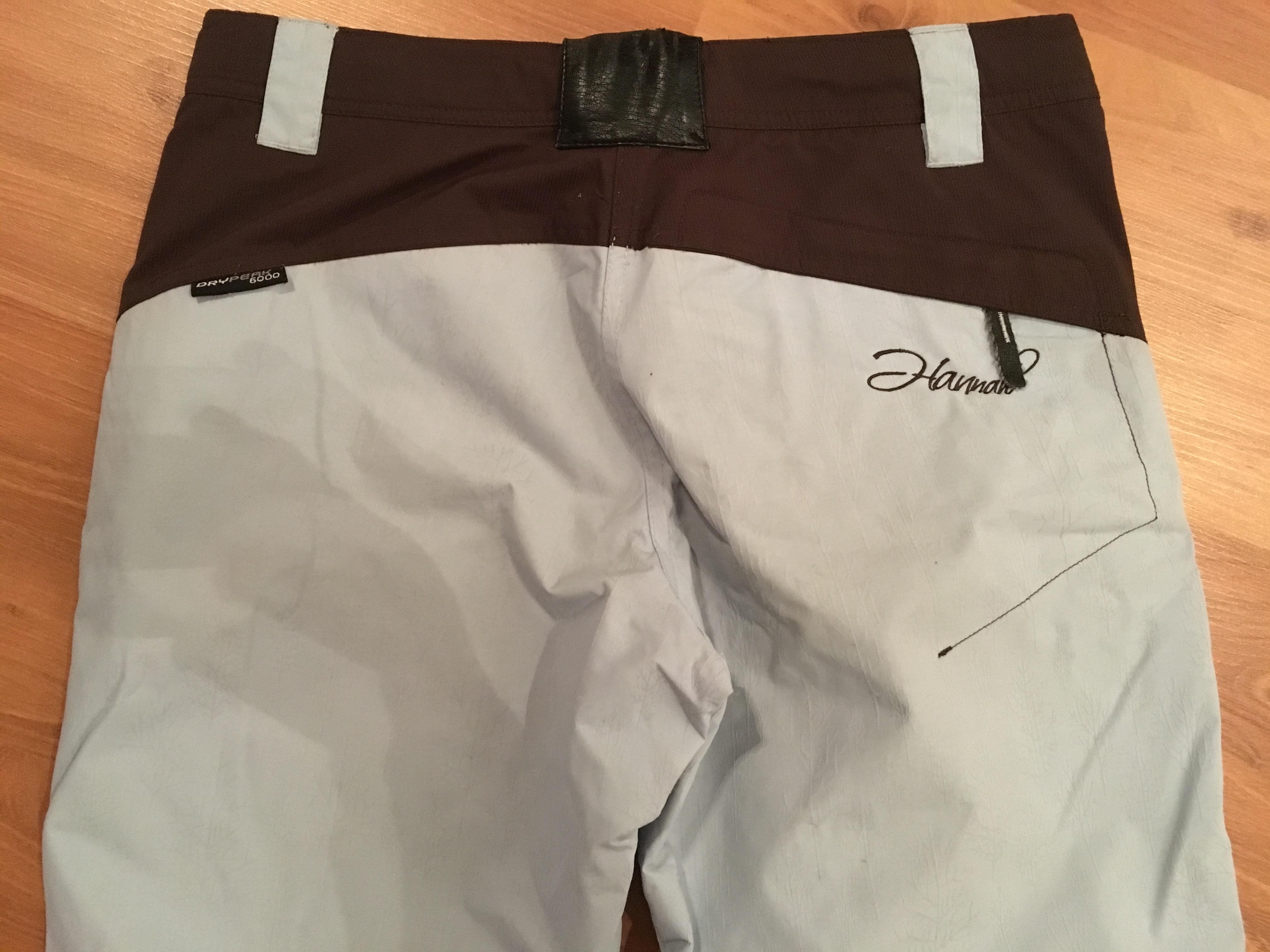 Lyžařské kalhoty Hannah - fotka 1. Prodám dámské lyžařské snb ... f19634d527