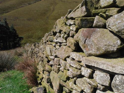 Drystone Wall, Pennine Way