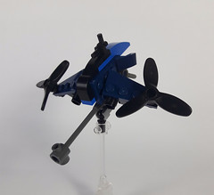 Reaver Class VTOL Vehicle