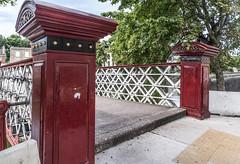 MY FAVOURITE BRIDGE IN CORK CITY [ST. VINCENTS FOOTBRIDGE]-133831