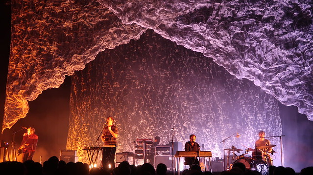 Grizzly Bear - Ed Droste, Daniel Rossen, Chris Taylor & Christopher Bear