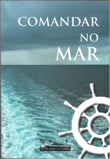 Comandar no Mar - CAPA