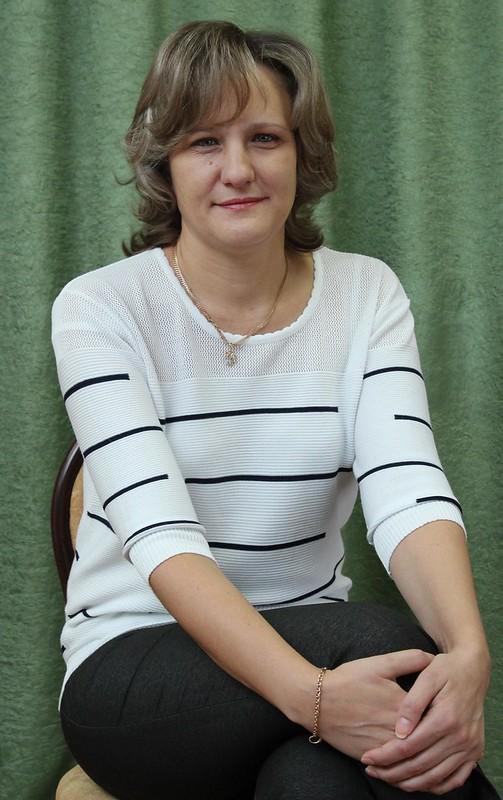 Елена Николаевна Витютина