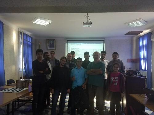 Tournoi d'échecs 1 novembre 2017
