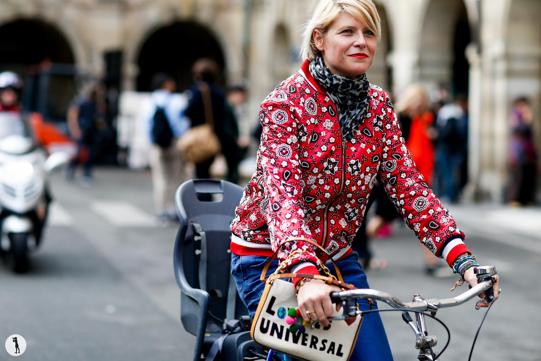 Elisa Nalin - Paris Fashion Week SS18 (3)