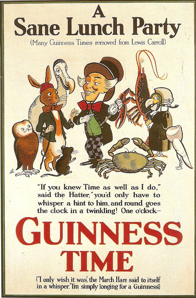 Guinness-1931-sane-lunch-party