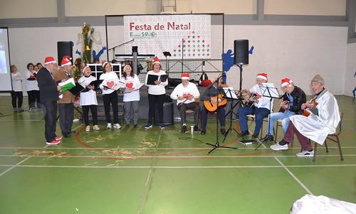 Festa de Natal em São Pedro da Cova