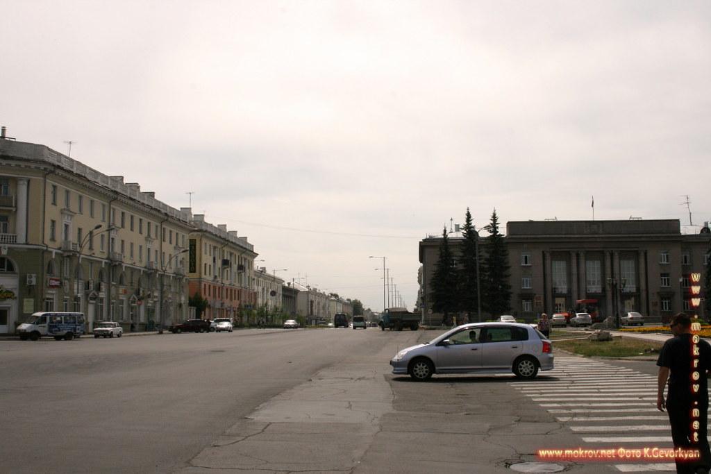 Город Ангарск фотоснимки достопримечательностей