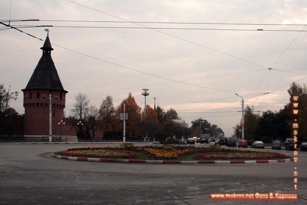 Город Тула фотозарисовки.
