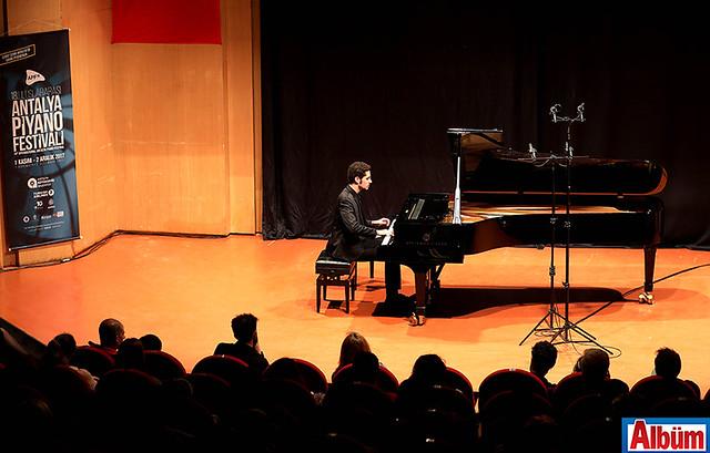 18. Uluslararası Antalya Piyano Festivali- Cem Esen-2