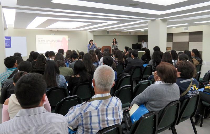 """09 - Cajamarca I Taller """"Violencia de Género en los Medios de Comunicación"""""""