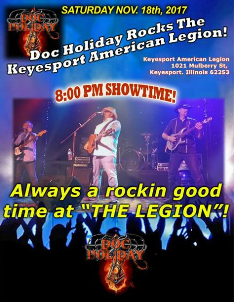 Doc Holiday 11-18-17