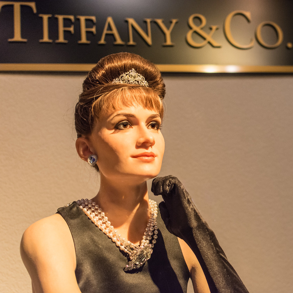 Golightly in Tiffany's