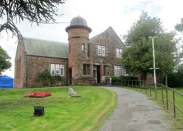 Castle Douglas Library